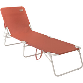 Outwell Tenby Chaise longue, warm red
